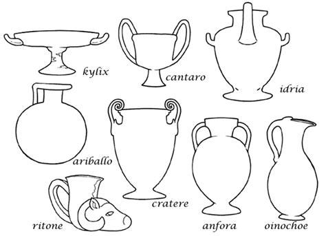forme dei vasi greci ciao bambini storia grecia