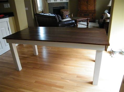 build a kitchen table build rustic kitchen table home design and decor reviews