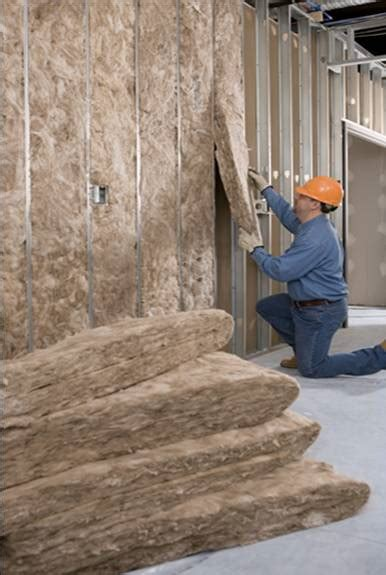 residential  commercial insulation pictures