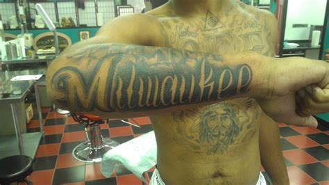 milwaukee tattoo milwaukee by deathtattoo83 on deviantart