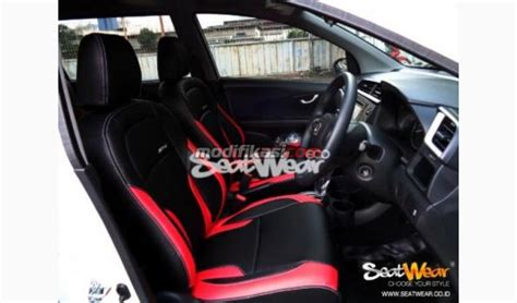 Sarung Jok Seatwear Honda Crv 1 sarung jok seatwear honda br v