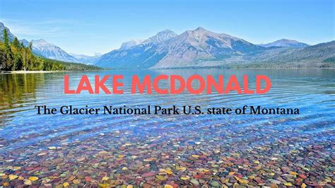 lake mcdonald montana colored rocks the colored pebbles of lake mcdonald glacier national