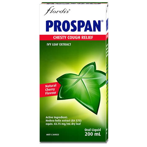 Vicks Vaporub Original 25g prospan cough syrup 200ml chemist warehouse