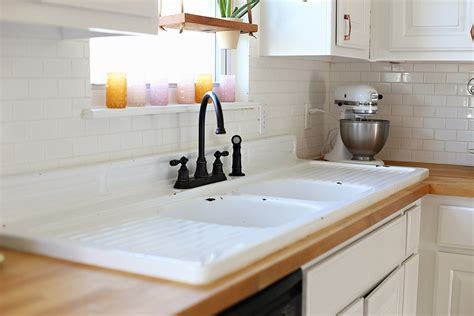 How To Refinish Cast Iron Sinks ? The Homy Design
