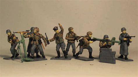 model boat figures 1 32 italeri ww2 german elite troops 1 32 scale youtube