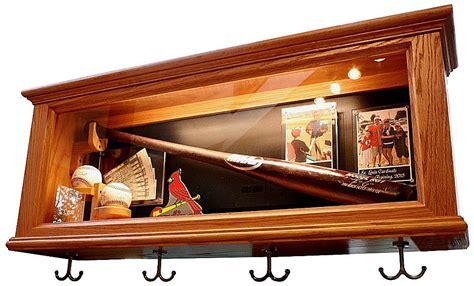 bobblehead wall display baseball bat display baseball display acrylic