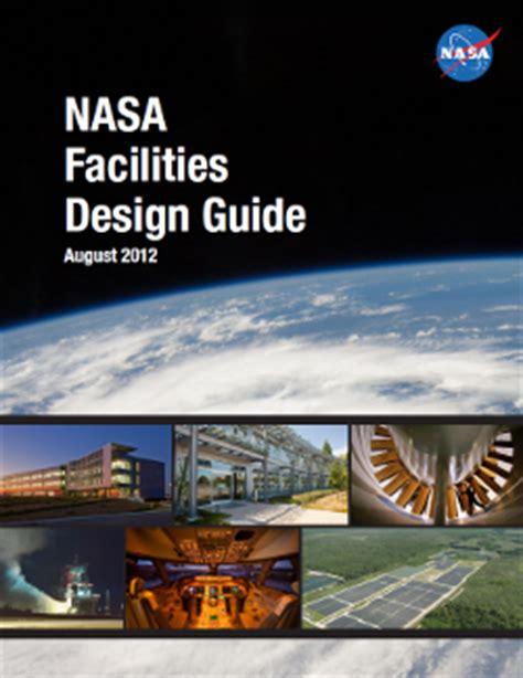 design guidelines for licensed venues nasa facilities design guide wbdg whole building design