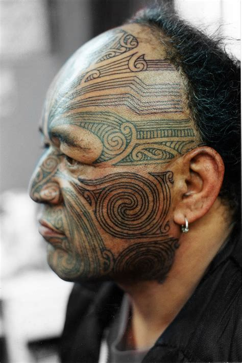 tattoo face with printer ink maori moko email this blogthis share to twitter share