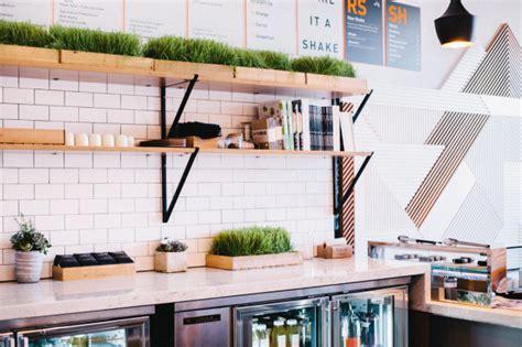 Juice Bar Design Ideas by A Modern Juice Bar Designed By Bells Whistles Design Milk