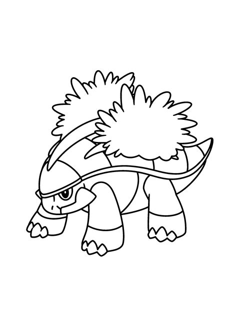 pokemon coloring pages torterra free coloring pages of chimchar pokemon