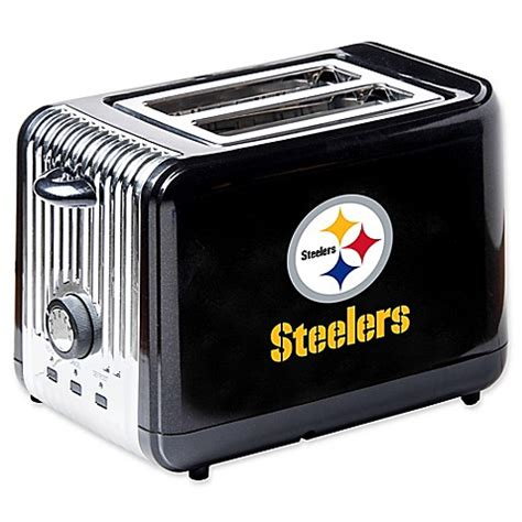 Steelers Toaster Nfl Pittsburgh Steelers Toaster Bed Bath Amp Beyond