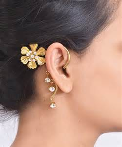 buy ear cuffs precious petals ear cuff