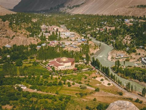 Botanic Gardens View Pamir Highway Kalpak Travel