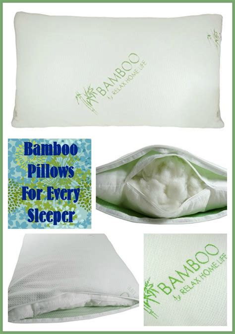 Pillows Coupon by Sleep Better With Bamboo Pillows By Relax Home