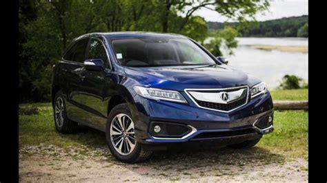 Acura News Rumors 2018 acura rdx rumors motavera