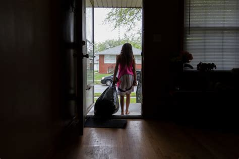 Foster Care Closet by Where Are They Taking Me When A Child Enters