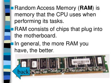 computer ram function pics for gt computer cpu parts and functions