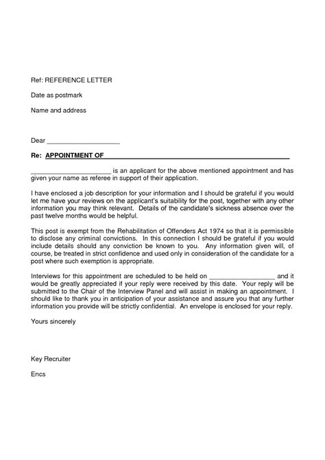 Employment Cover Letter Format sle cover letter for application resume badak