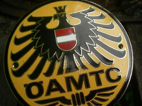 Ebay Austria Motorrad by 214 Amtc Oeamtc Austria 214 Sterreich Member Badge Ebay