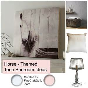 Horse Themed Bedroom Ideas horse theme teen bedroom ideas curated by finecraftguild