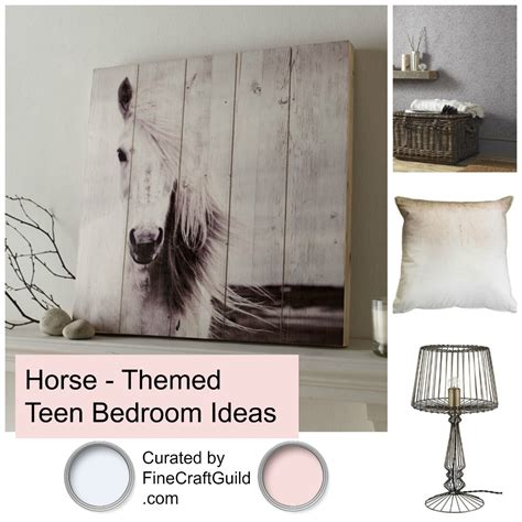 teenage horse themed bedroom teen girls bedroom ideas