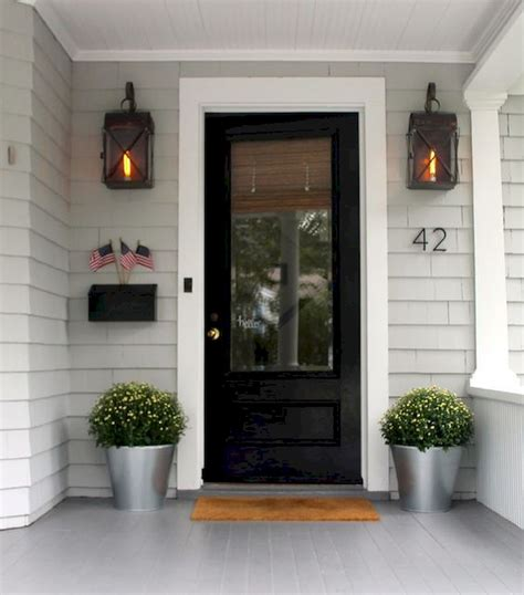 beautiful farmhouse front door design ideas  decor