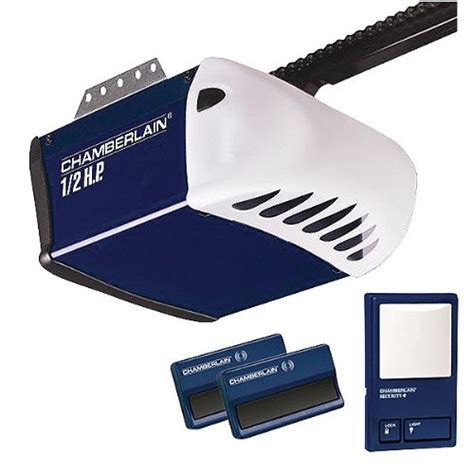 Garage Door Opener Sales by Black Friday Chamberlain Pd212d 1 2 Hp Chain Drive Garage