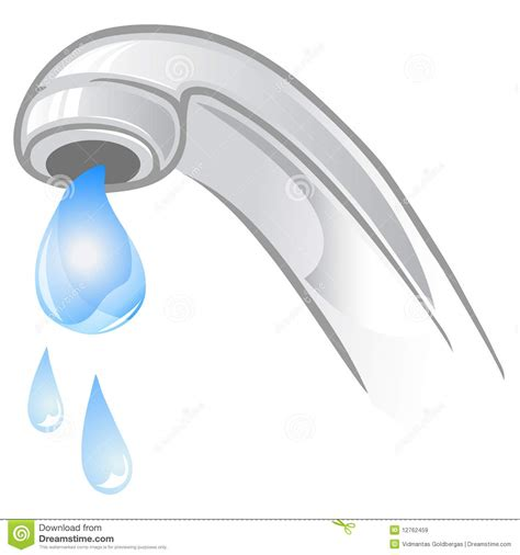 Water Faucet Drawing by Faucet Stock Illustration Image Of Drawing Symbol Wash