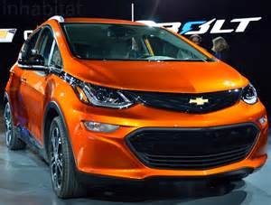 chevy debuts groundbreaking affordable 200 mile range bolt electric car at ces 2017 chevrolet