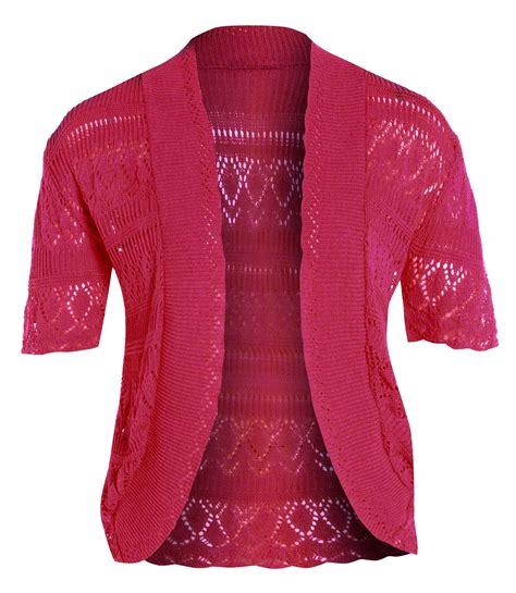 Top Knit 26 new knitted crochet fishnet jumper tops 16 26