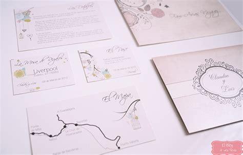 ejemplos de invitaciones de boda iellascom moda invitaciones de boda qu 233 datos llevan c 243 mo se redactan y