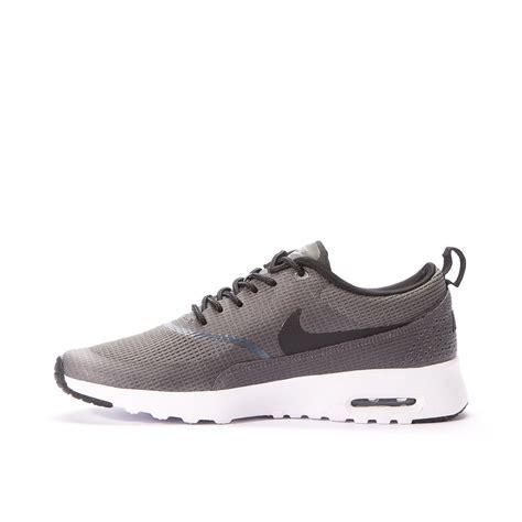 Nike Air Max Thea 1 nike wmns air max thea txt grey black 819639 001