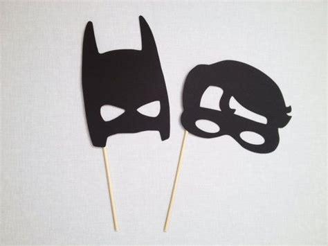 printable photo booth props batman batman and robin photo booth props superhero photo booth
