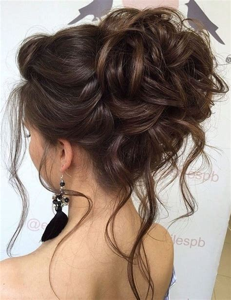 party hairstyles for open hair christmas party hairstyles for 2018 long medium or