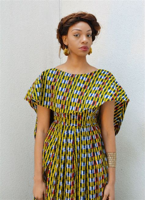 ghanaian ladies straight dress african fashion ankara kitenge african women dresses