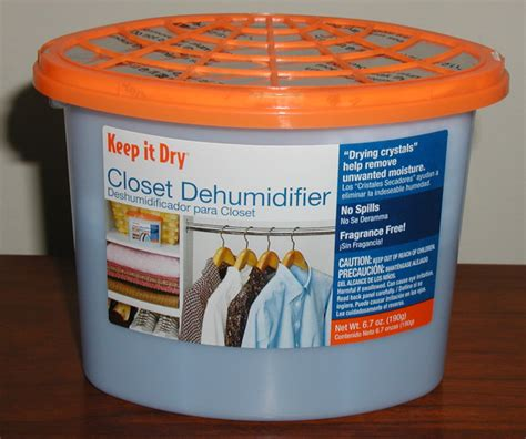 Dehumidify Closet by Keep It Closet Dehumidifier