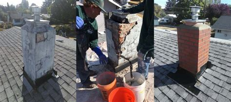 Fireplace Repair Portland by Se Portland Rebuild Portland Fireplace And Chimney