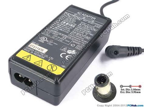 Ac Sanken sanken sea40n2 12 0 ac adapter 5v 12v sea40n2 12 0