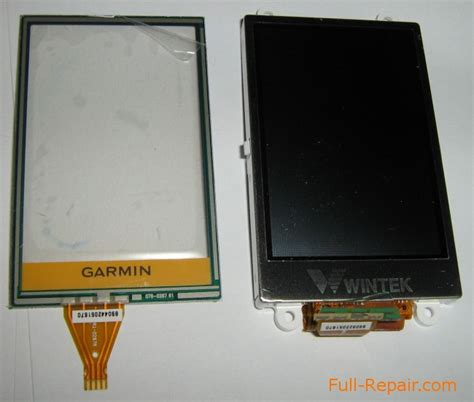 Lcd Dakota garmin dakota touch screen replacement