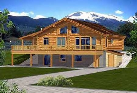 two story house plans with walkout basement pinterest the world s catalog of ideas