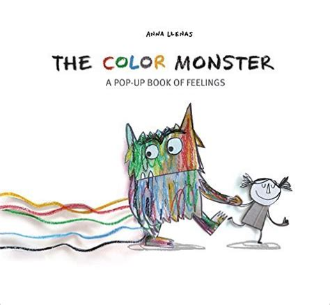 the color monster a pop up book of feelings anna llenas 9781454917298 amazon com books airplanes and dragonflies the color monster a pop up book of feelings children s book