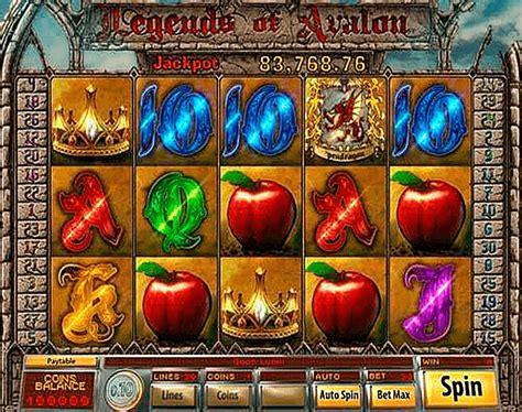 legends  avalon slot machine game  play