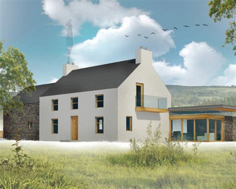 New Farm House Plans The Farmhouse House Designs Traditional Uk