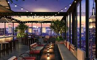 new york city s largest rooftop bar is about to open