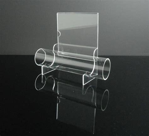 espositore a tubo porta bracciali con porta pubblicit 224
