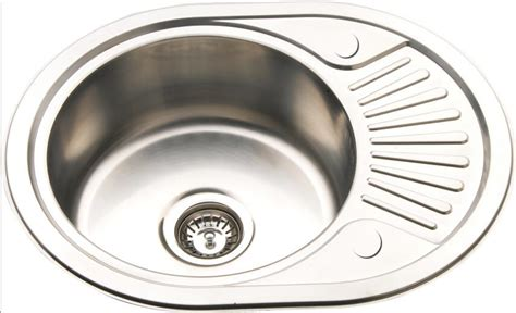 Compact Kitchen Sinks Compact 1 0 Bowl Inset Polished Stainless Steel Kitchen Sink Sinks Ebay