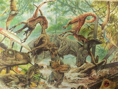 Bill Marsilii And High Concept by Jurassic Park 2 The Lost World By Sharkeytrike On Deviantart
