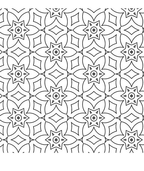 printable coloring pages geometric patterns free coloring painting pages 2 geometric designs