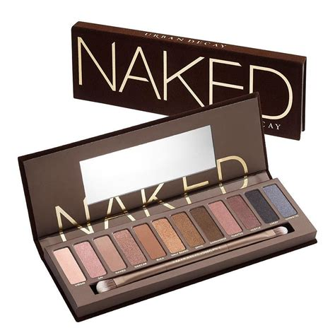 S Dapat Back Naked4 4 Eyeshadow Pallete decay palette it s back decay resurrects the vault popsugar