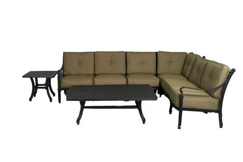 best coffee table for sectional best of backyard basso collection 4 loveseat